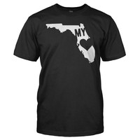 My Heart Is In Florida - T Shirt