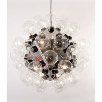 Stainless Steel 60 Light Hollywood 88 Pendant Control Brands Other Chandeliers Ceiling Lig