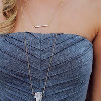 Rockin' Out Necklace