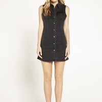 ERIN DENIM DRESS
