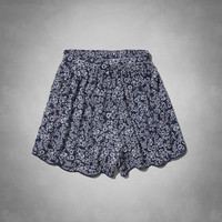 Theresa Culotte Shorts