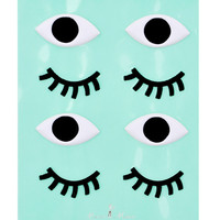 Eyes Puffy Stickers