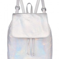 BABY GOT BACKPACK SILVER