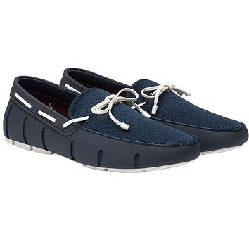 Braided Lace Loafer by SWIMS