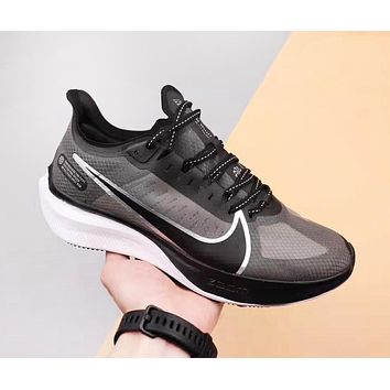 NIKE Air ZOOM GRAVITY Pegasus 35 Turbo Fashion New Hook Print Sports Running Shoes