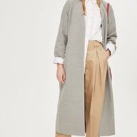 Maxi Overcoat by Native Youth - Jackets & Coats - Clothing