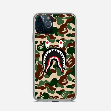 Bape Art iPhone 12 Pro Case
