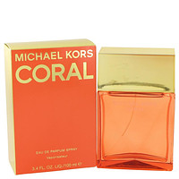 Michael Kors Coral by Michael Kors Eau De Parfum Spray for Women