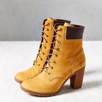 ONETOW Timberland Glancy Wheat Heeled Boot   Urban Outfitters