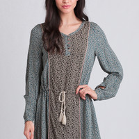 Country Roads Floral Tunic