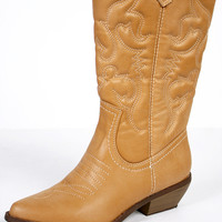Go West Cowboy Boot