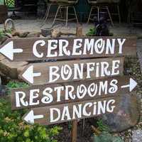 Wedding Signs, wedding decorations,country weddings, custom signs, personalizied sign,rustic signs,restroom sign,party signs,reception signs