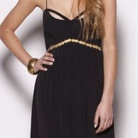 IN LIFE AFTER LIFE MAXI DRESS