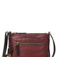 Fossil 'Vickery' Leather Crossbody Bag | Nordstrom