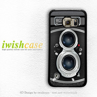 Rolleicord Old Camera Samsung Galaxy S3 Case S4 Case S5 Case S6 Case S6 Edge Case