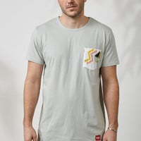 THE BEL-AIR PRINCE KENSINGTON POCKET TEE
