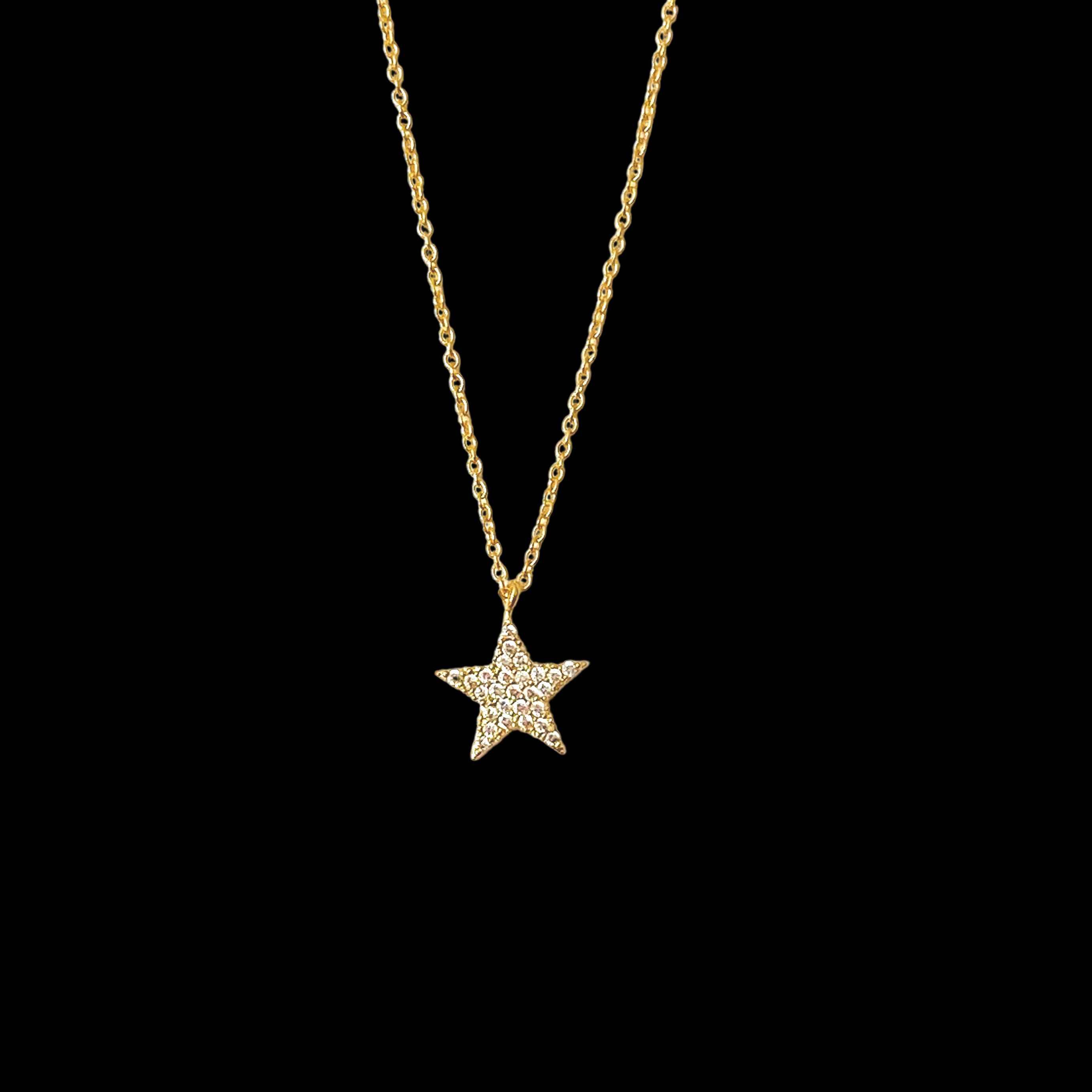 Image of Star Pendant Necklace