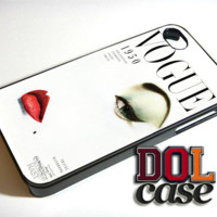 Vogue iPhone Case Cover|iPhone 4s|iPhone 5s|iPhone 5c|iPhone 6|iPhone 6 Plus|Free Shipping| Delta 108