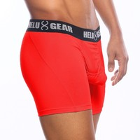 Red Microfiber Boxer Brief 2nd Edition