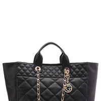 Spellbound Quilted Tote