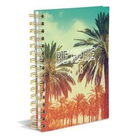 2018 PLANNER CLEARANCE - Be Here Tropical 2018 Planner in Hardcover