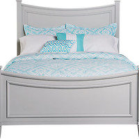 Jaclyn Place Gray 3 Pc Full Bed