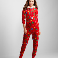 Xmas Decorations Bodysuit - Aeropostale