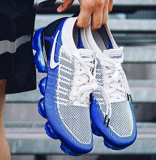Image of Nike Air Vapormax Flyknit 2.0 Men's and Women's Fashion Running Shoes