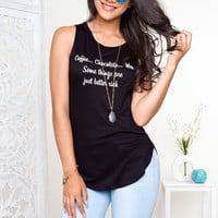 Better Rich Top - Black