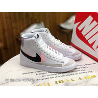 Morechoice Tuia Nike Blazer Mid 77 Se Gs White Arctic Punch Casual Women Flat Shoes Leather Suede Sneaker Dd1847 101