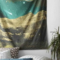Misha Blaise Night Tapestry- Gold One