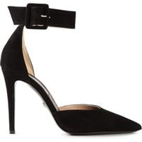Diane Von Furstenberg buckled stiletto pumps