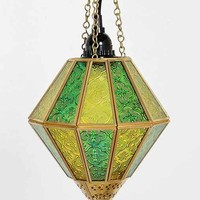 Magical Thinking Diamond Pendant- Green One