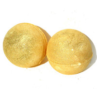 Starlight Golden Radience Bath Bomb Enriched with by RedandRio