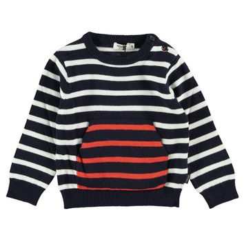 Junior Gaultier Baby Knitted Sweater