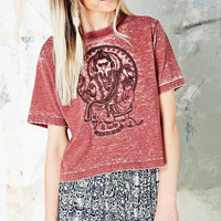 Staring at Stars Ganesh Embroidered Tee - Urban Outfitters