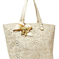 RACEY LACEY TOTE
