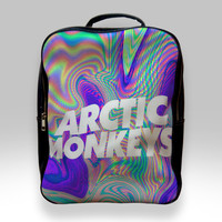 Backpack for Student - Arctic Monkeys Art Bags