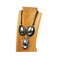 Cow horn Fashion Necklace. HNOA_164