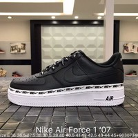 Nike Air Force 1'07 Women Men Fashion Casual Old Skool Low-Top Shoes