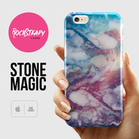 Colorful stone marble iPhone 5C case,  iPhone 6s case, 6 Plus case, samsung galaxy s5 case, iPhone 6 case, iPhone 6 Plus Case, multicolored