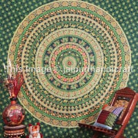 Beautiful Indian Psychedelic Tapestry, Indian Mandala Tapestry, Throw Decor Art, Indian Wall Hanging, Indian Tapestry, Hippy Hippie Tapestry