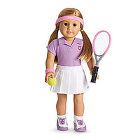 American Girl® Dolls: Tennis Outfit for Dolls + Charm