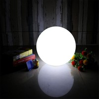 7 Color LED Floating Magic Ball Swimming Pool Light with Remote