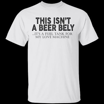 This Isn't A Beer Belly T-Shirt
