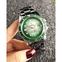 Rolex Fashion Couple Quartz Watches Wrist Watch 2#
