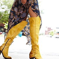 FP Collection Womens Auburn Tall Boot