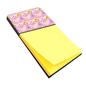 Watercolor Princess and Crown Sticky Note Holder BB7551SN