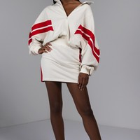 SERENA ZIP UP SWEATSHIRT - TOPS - CLOTHING