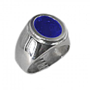 Sterling Silver Signet Ring